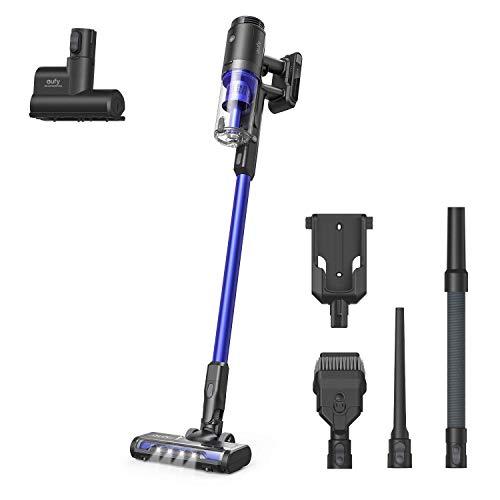 eufy by Anker, HomeVac S11 Go, kabelloser Stabstaubsauger, federleicht & kompakt, 120AW Saugkraft, Abnehmbarer Akku, ideal für...