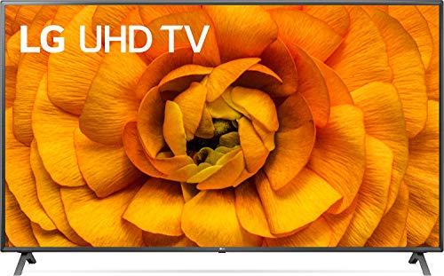 LG 86UN85006LA 217 cm (86 Zoll) UHD Fernseher (4K, Triple Tuner (DVB-T2/T,-C,-S2/S), Dolby Vision, Dolby Atmos, Cinema HDR, 100 Hz,...