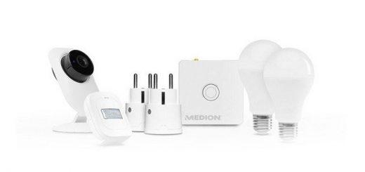 Smart-Home Komponenten
