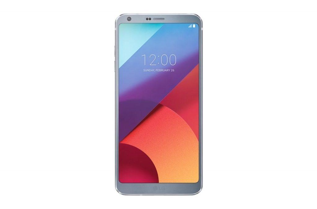 LG G6 Smartphone Dolby Vision