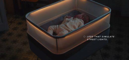 Babybett von Ford